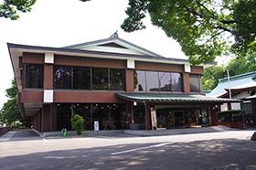 真清田神社参集殿