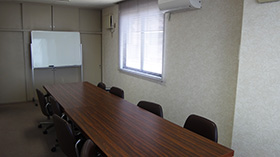 3階小会議室談話室